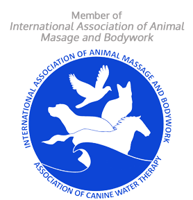 Kneaded Pets is a member of the International Association of Animal Masage & Bodywork